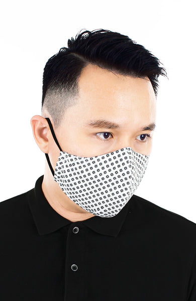 CHIVALRY Kent Pure Cotton Face Mask