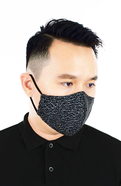 CHIVALRY Oak Pure Cotton Face Mask