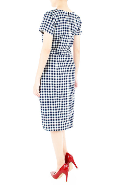 Checks & Balances Jeane Dress