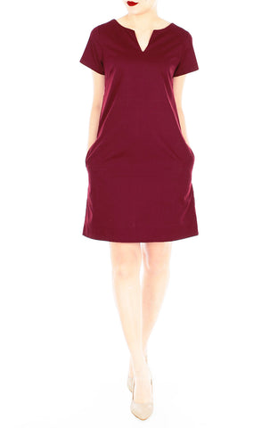 products/ClassicChicLilyShiftDress_WineRed-1.jpg