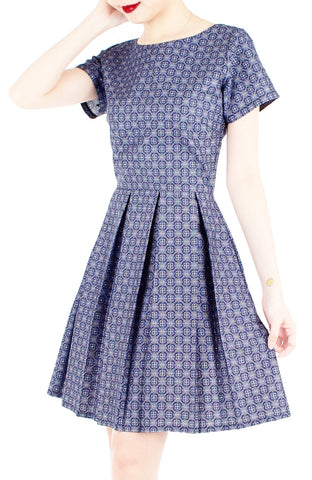 products/Colonial_Spanish_Tile_Print_Flare_Dress_with_Short_Sleeves-1.jpg