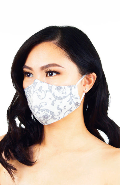 Dame of Renaissance Pure Cotton Face Mask