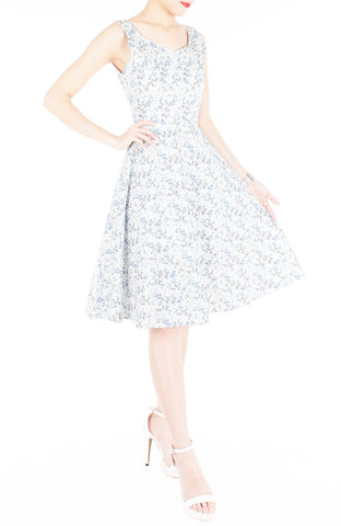 products/Delicate-Kinmokusei-Flare-Midi-Dress-White-1.jpg