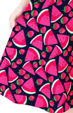Feelin' Like a Melon Bucks Dress - Pink