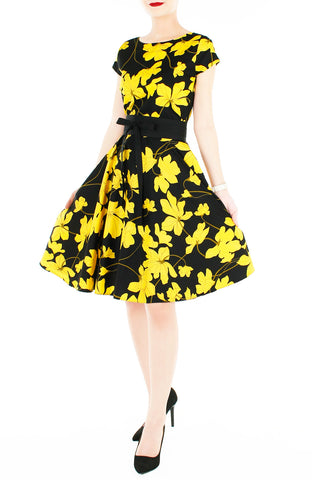products/Fleur_Freesia_Flare_Tea_Dress_-_Yellow-1_b7113de0-ed4c-4ec3-9cd0-831a6bef8a88.jpg