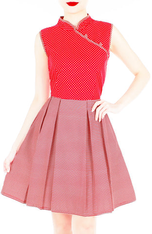 products/Fujisan_Dots_Stripes_Cheongsam_Dress_-_Red-2.jpg
