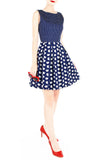 Hello, Miss Bo-Peep! Flare Dress