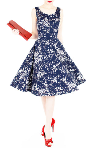 products/Japanese_Plum_Blossoms_Flare_Midi_Dress_Midnight_Blue-1.jpg