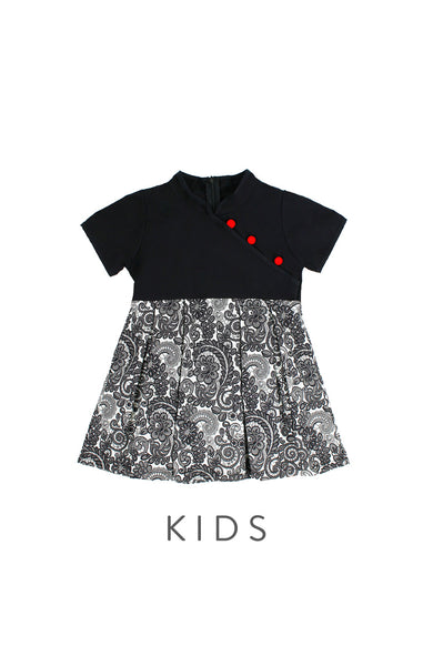 KIDS Forbidden Nights Cheongsam Dress