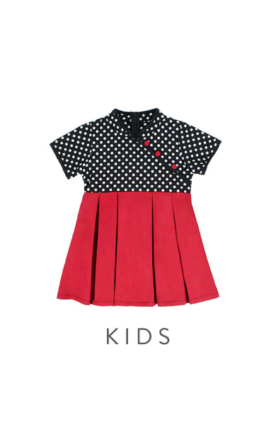 KIDS Midnight Gala Cheongsam Dress