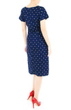 Notable Nautical Jeane Dress