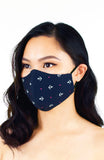 Notable Nautical Pure Cotton Face Mask