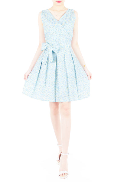 Oopsie Daisy, it's Christmas! Two-way Flare Dress