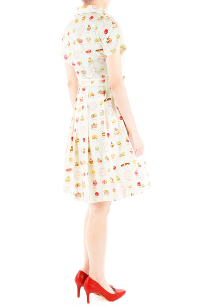 Patisserie de Paris Anna Shirtdress