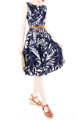 products/Poignant_Palm_Flare_Midi_Dress_Midnight_Blue-1.jpg