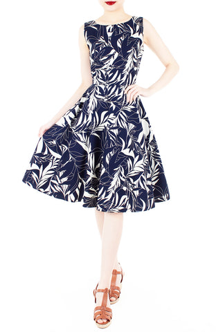 products/Poignant_Palm_Flare_Midi_Dress_Midnight_Blue-2.jpg