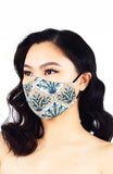 Porcelain Potpourri Pure Cotton Face Mask