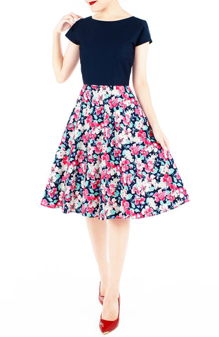 products/PrairiePoppiesFlareTeaDress_MidnightBlue-2.jpg