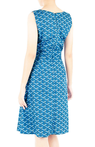 Prestigious Chevron Stella Dress