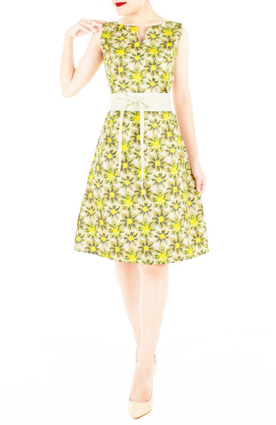 Rays of Blooming Hope Stella Dress