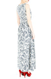 Princess of Paisley Posh Maxi Dress