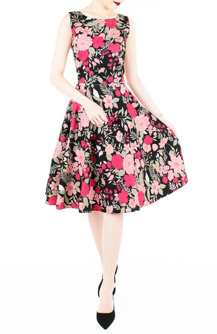 products/Spring_Camellias_Floral_Flare_Midi_Dress_Noir_Black-1.jpg