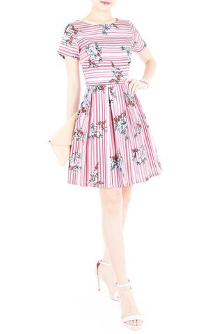 products/Stripes_Florals_Done_Right_Flare_Dress_with_Short_Sleeves_Rose_Pink-2.jpg