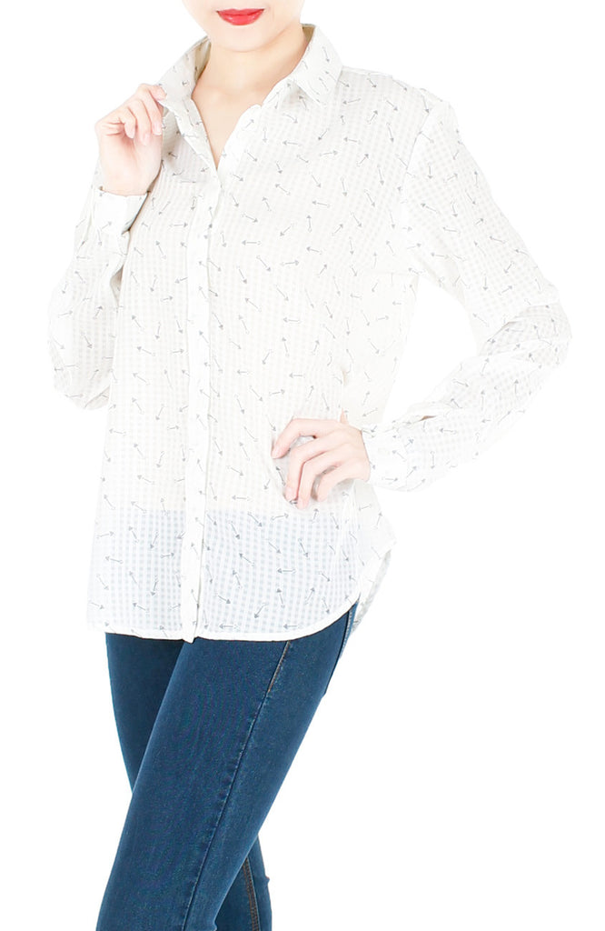 77077b82564 Time of Dep-Archer Long Sleeve Shirt at Whitesoot | Malaysia Online ...