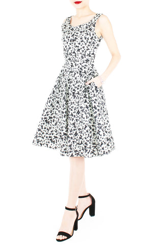 products/Traveling_Paper_Planes_Flare_Midi_Dress-1.jpg