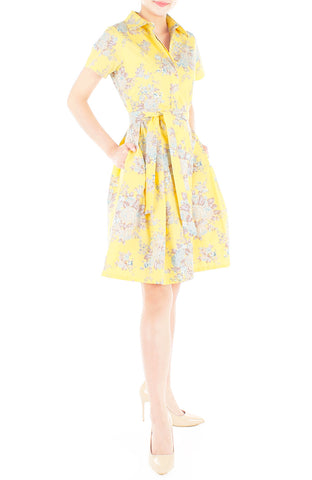 products/Vintage_Heirloom_Roses_Anna_Shirtdress_-_Yellow-1.jpg