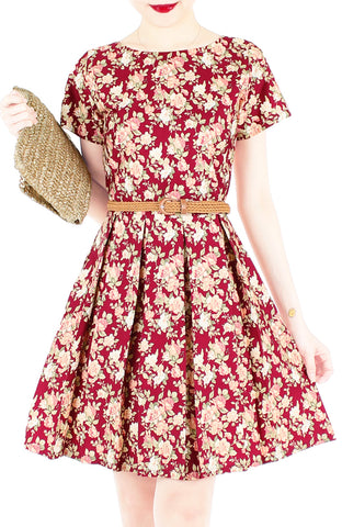 products/Viva_Vintage_Floral_Flare_Dress_with_Short_Sleeves_-_Burgundy-1.jpg