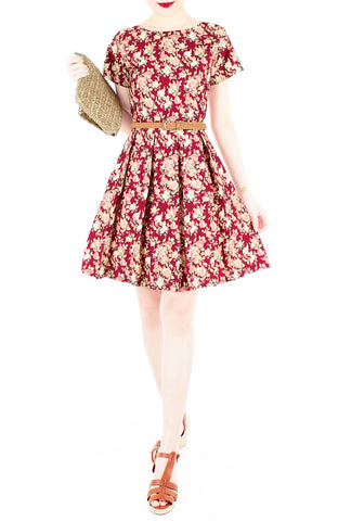 products/Viva_Vintage_Floral_Flare_Dress_with_Short_Sleeves_-_Burgundy-2.jpg