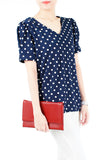 Jolly Polka Dot Blouse