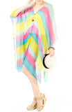 Rainbows In Island Kaftan