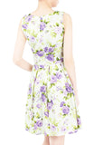 Violetta Rose Tea Dress