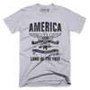 Land Of The Second Amendment Shirt - Great American Era, LLC