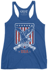 USA Eagle Tank (Women's) - Great American Era, LLC