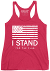 I STAND Tank (Women's) - Great American Era, LLC