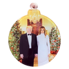 Donald and Melania Trump Christmas Ornament - Great American Era, LLC