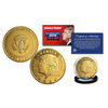 Trump 2020 24K Gold Tribute Coin - Great American Era, LLC