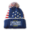 Patriotic President Trump Beanie - Great American Era, LLC
