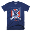 USA BALD EAGLE SHIRT - Great American Era, LLC