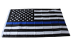 Thin Blue Line Police Flag - Great American Era, LLC