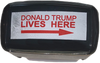 """Donald Trump Lives Here"" Stamp! - Great American Era, LLC"