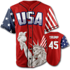 Trump Baseball Jersey - Great American Era, LLC