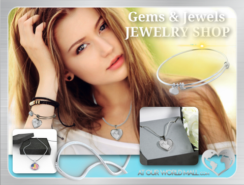 Gems & Jewels Jewelry Shop