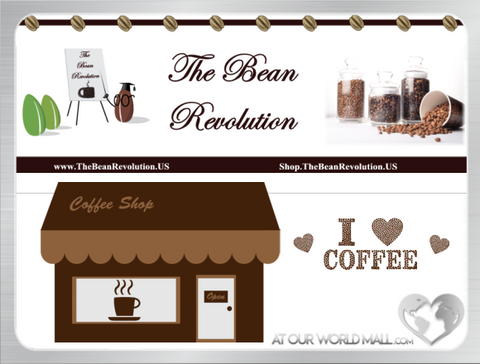 ✿ ❀ The Bean Revolution Coffee Shop ❀ ✿