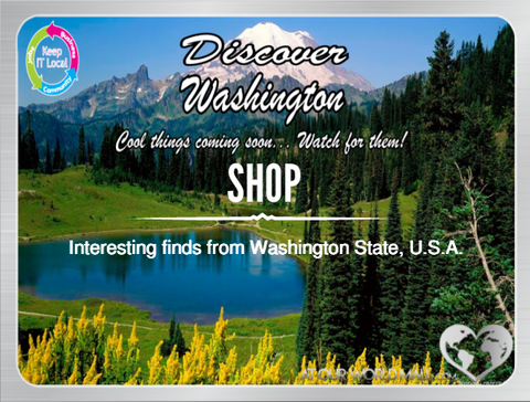 Discover Washington Shop