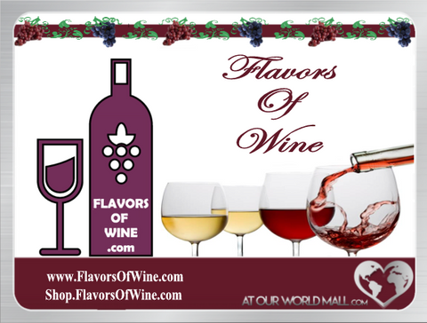 ❤ Flavors Of Wine ❤