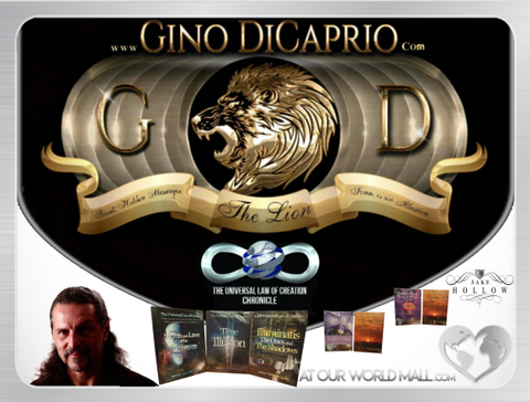 Author & Speaker Gino DiCaprio Shop